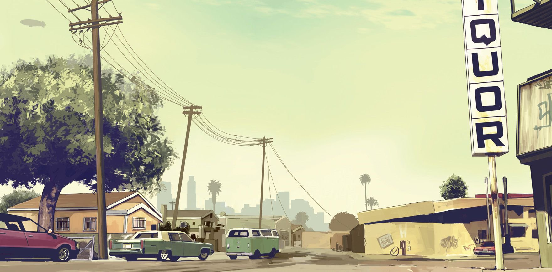 Artwork GTA V